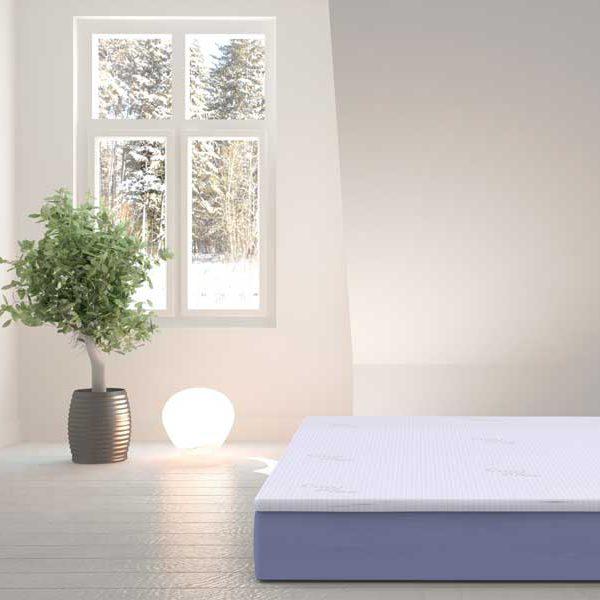 memory foam mattress topper - airflow