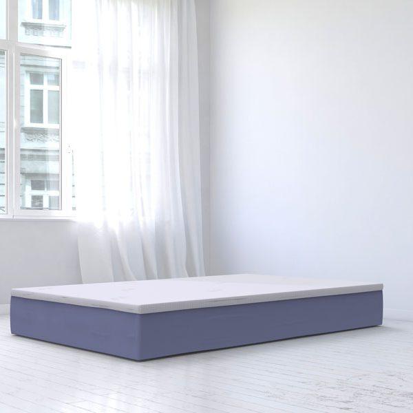 UK super king size memory foam mattress topper